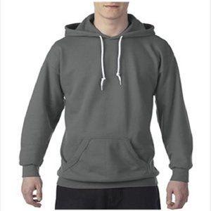 Hooded Pullover for Men Fleece Sweatshirt Hoodie